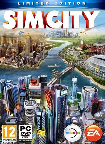 SimCity Terbaru Single Link Iso Full Version