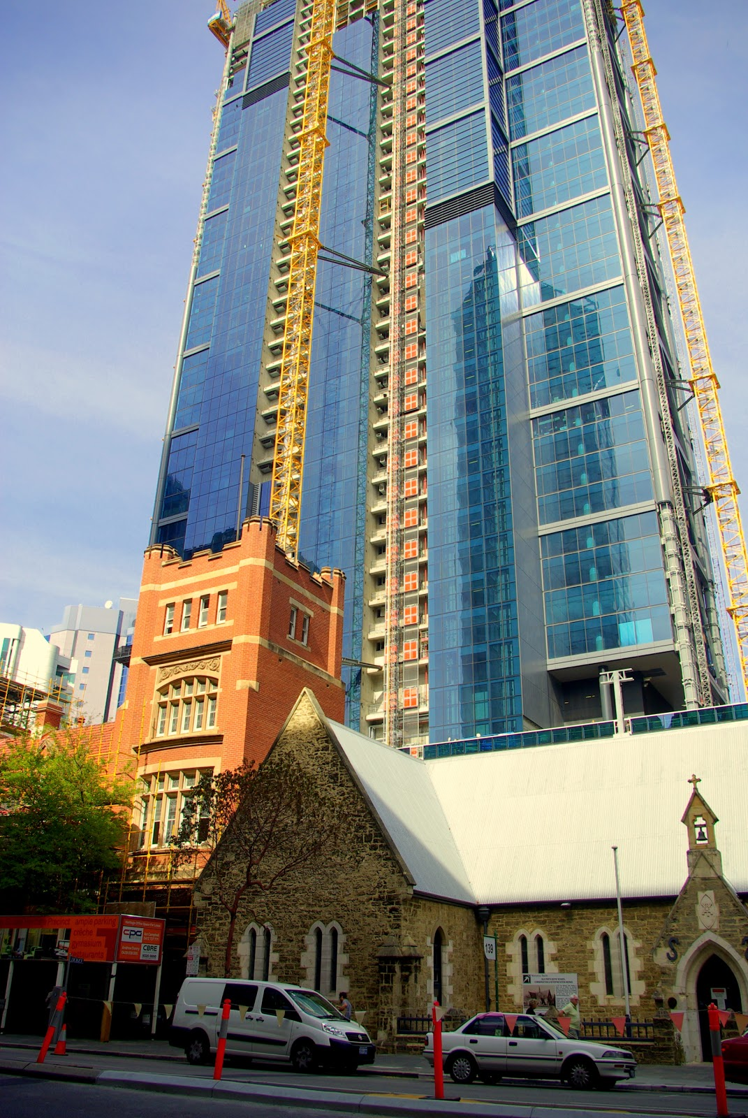 Perth daily photo st georges terrace for 55a swanview terrace south perth