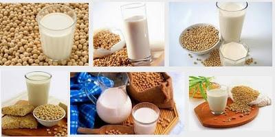 Nếu uống sữa đậu nành có bị loãng xương không ?
