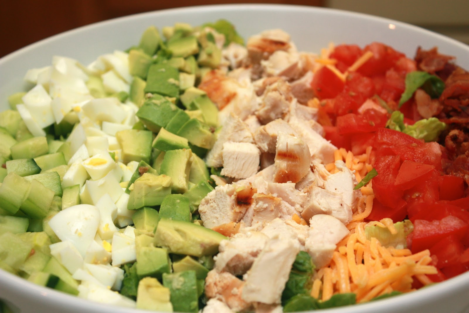 Meet the Sullivans: The EatingWell Cobb Salad