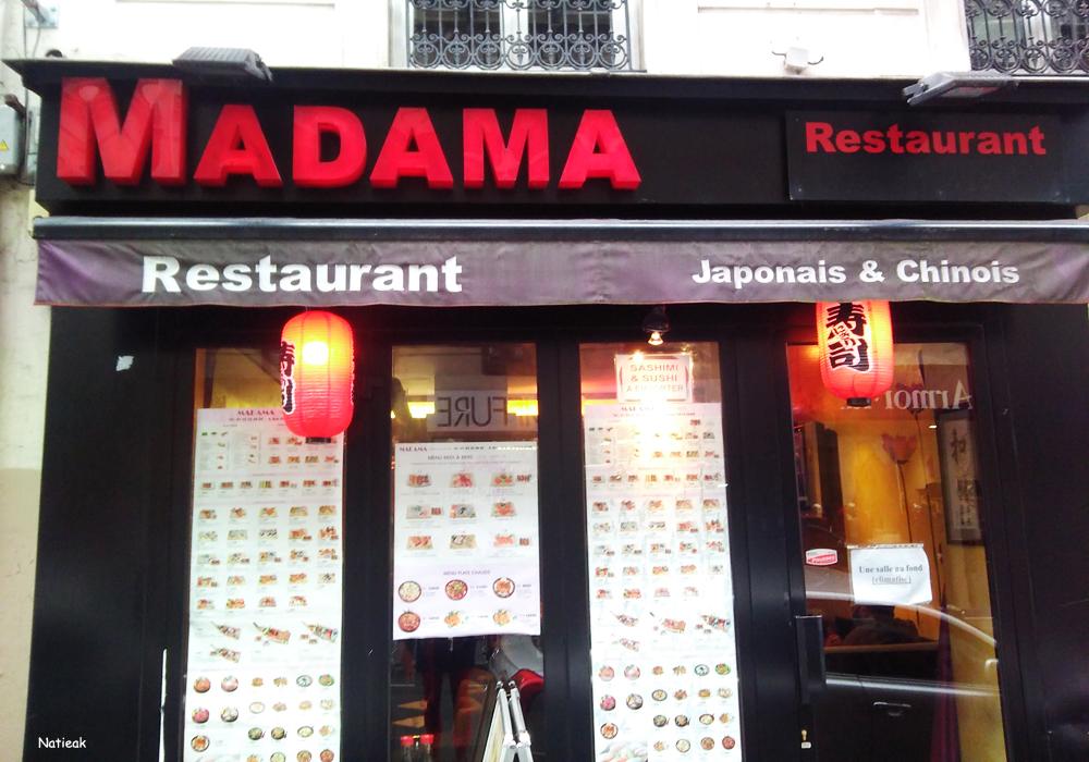 Paces Jaunes Restaurant Asiatique