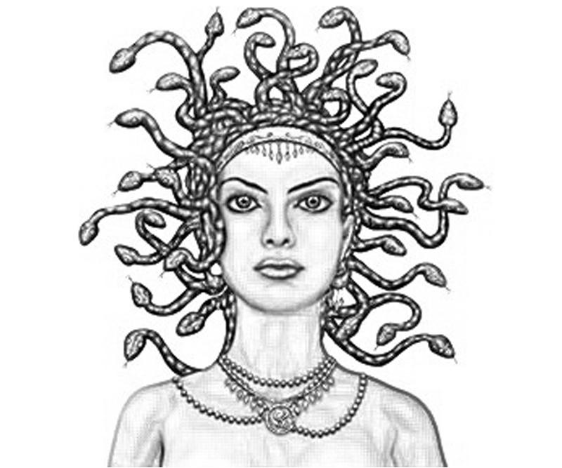 medusa coloring pages 28 images medusa coloring page coloring