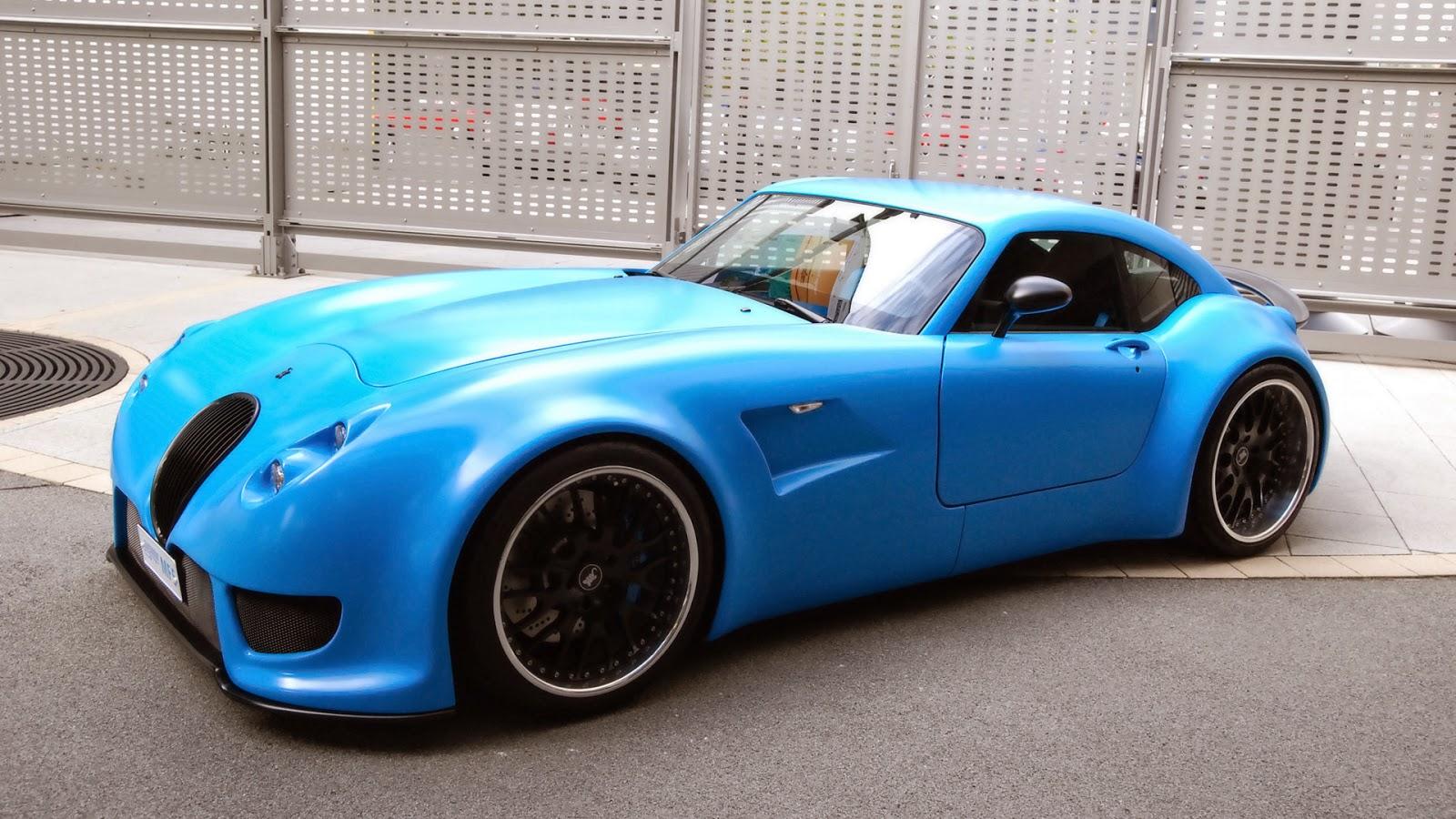 Beautiful Blue Cars Wallpapers Desktop