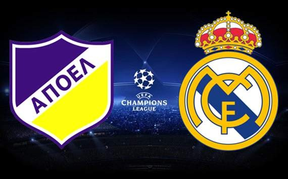 real madrid apoel