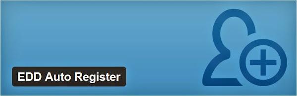 EDD auto register plugin