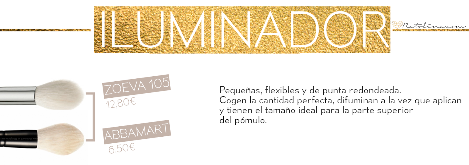 Brochas illuminator low cost