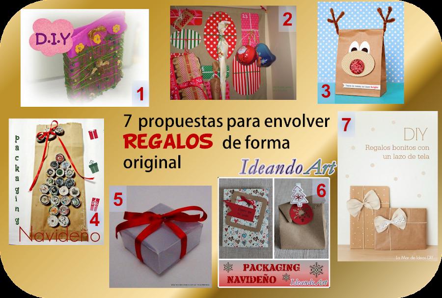 propuestas para envolver regalos de forma original with envoltorios originales para regalos