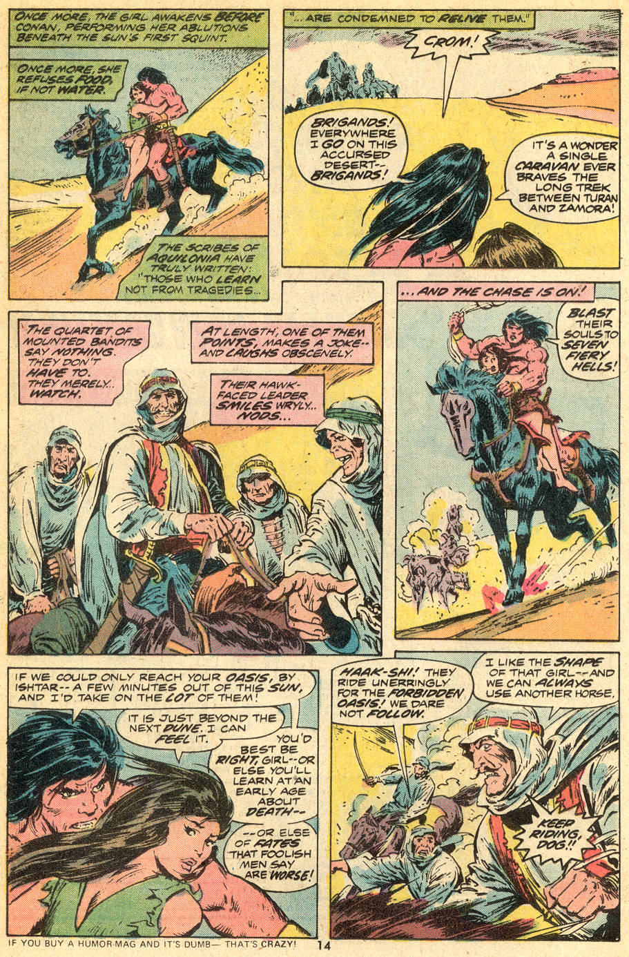 Conan the Barbarian (1970) Issue #41 #53 - English 9