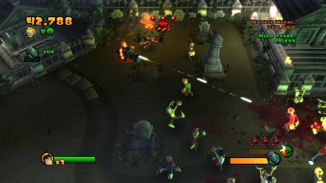 Burn Zombie Burn Free Download PC Games