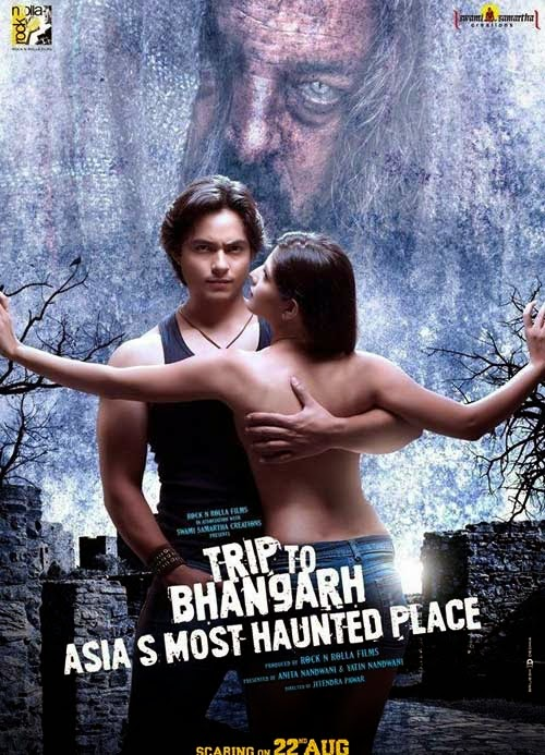 Trip to Bhangarh Movie Poster