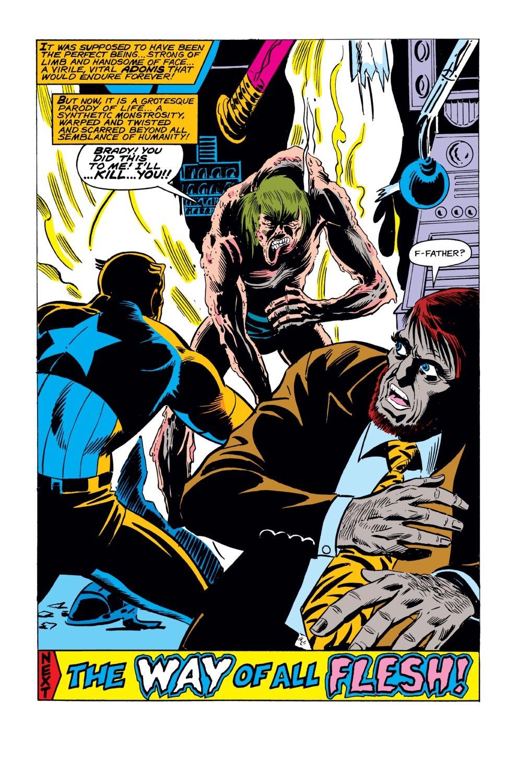 Captain America (1968) Issue #243 #158 - English 18