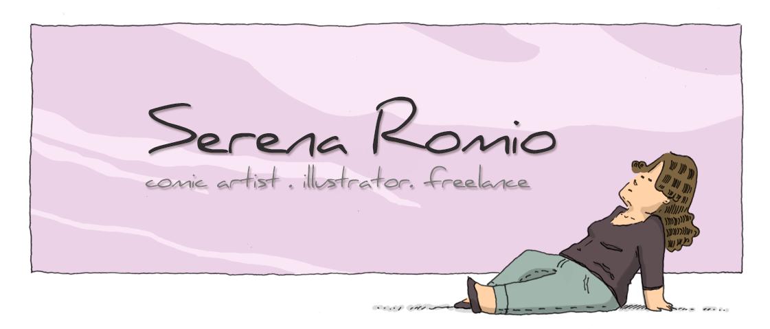 Il blog di Serena Romio
