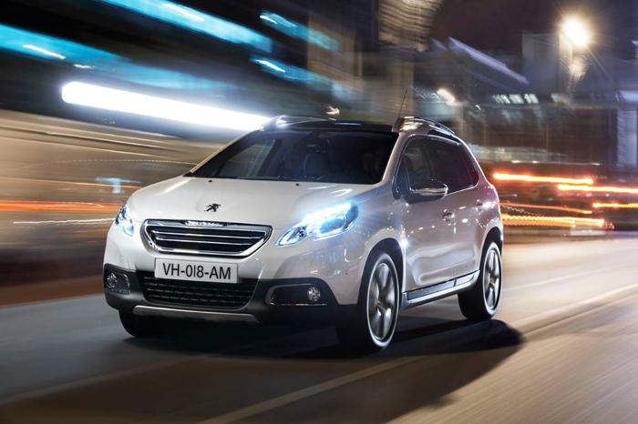 Peugeot 2008 - El nuevo Crossover Urbano