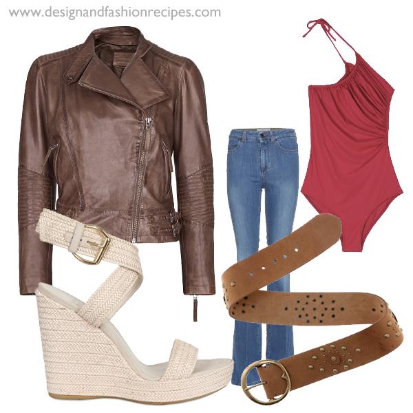 winter sale remix for spring outfit on www.designandfashionrecipes.com
