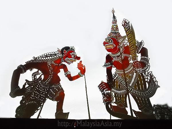 Wayang Kulit in Kelantan - Malaysia Asia