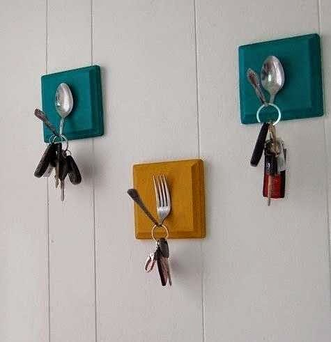 Low Cost Creative Idea For Home Decoration Creative Key Hook At Low - Creative-idea-for-home-decoration-2