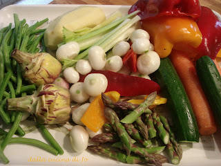 Antipasto di verdure langarolo