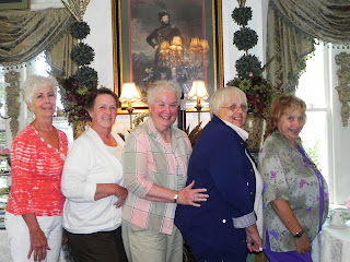 Kitty, Norma, Ann, Judy and Kathie