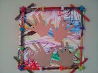 Toddler Handprint Craft: Making Memories From Art