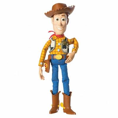 Fantasias de Woody