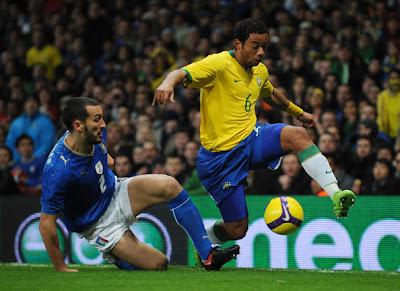 مشاهدة مباراة إيطاليا والبرازيل 21/3/2013