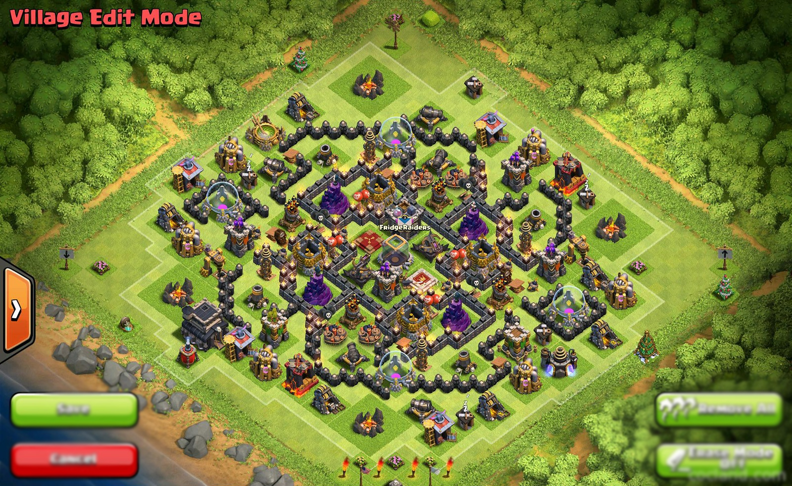 Clash of clans town hall 9 farming base layouts magone 2016 clash of clans town hall 9 farming base layouts sciox Choice Image