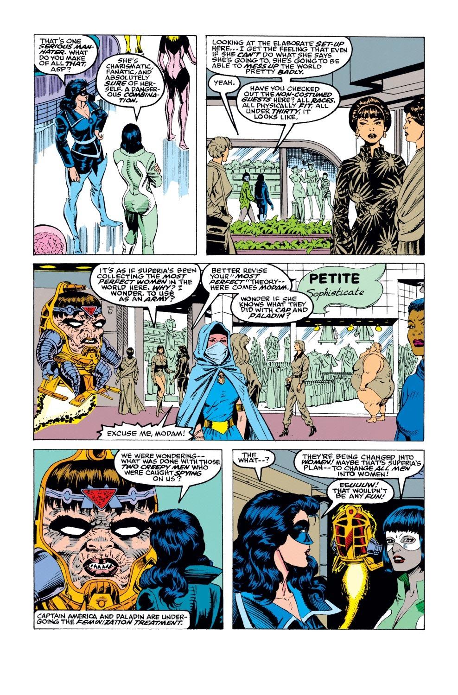 Captain America (1968) Issue #391 #324 - English 8