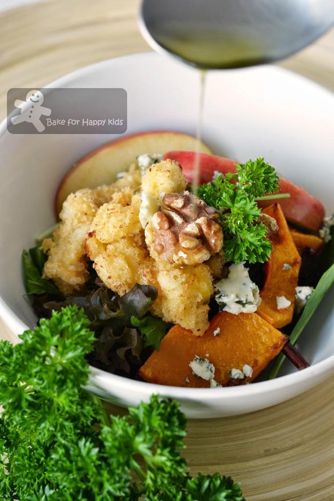 warm chicken apple salad