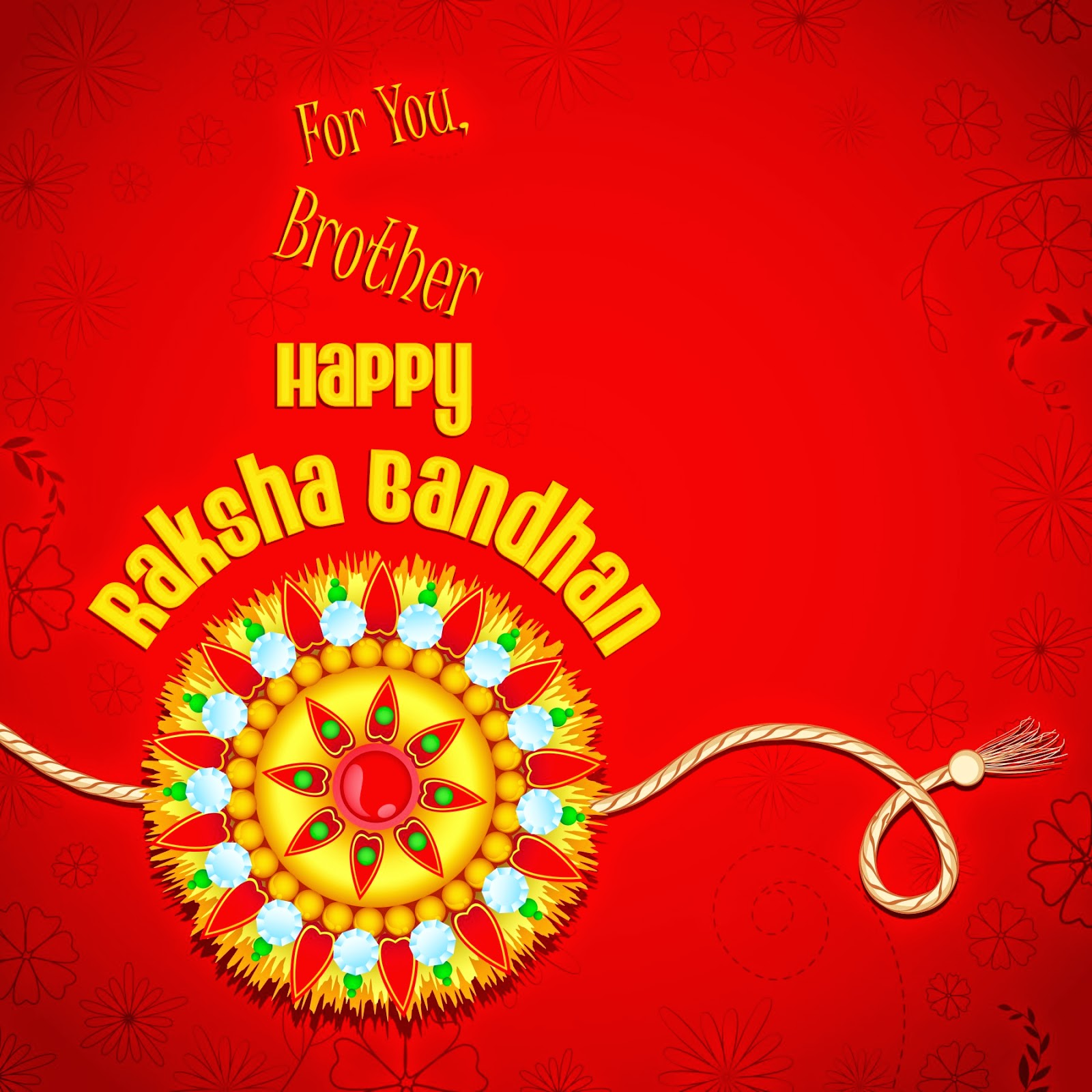 Rakhi photo for you