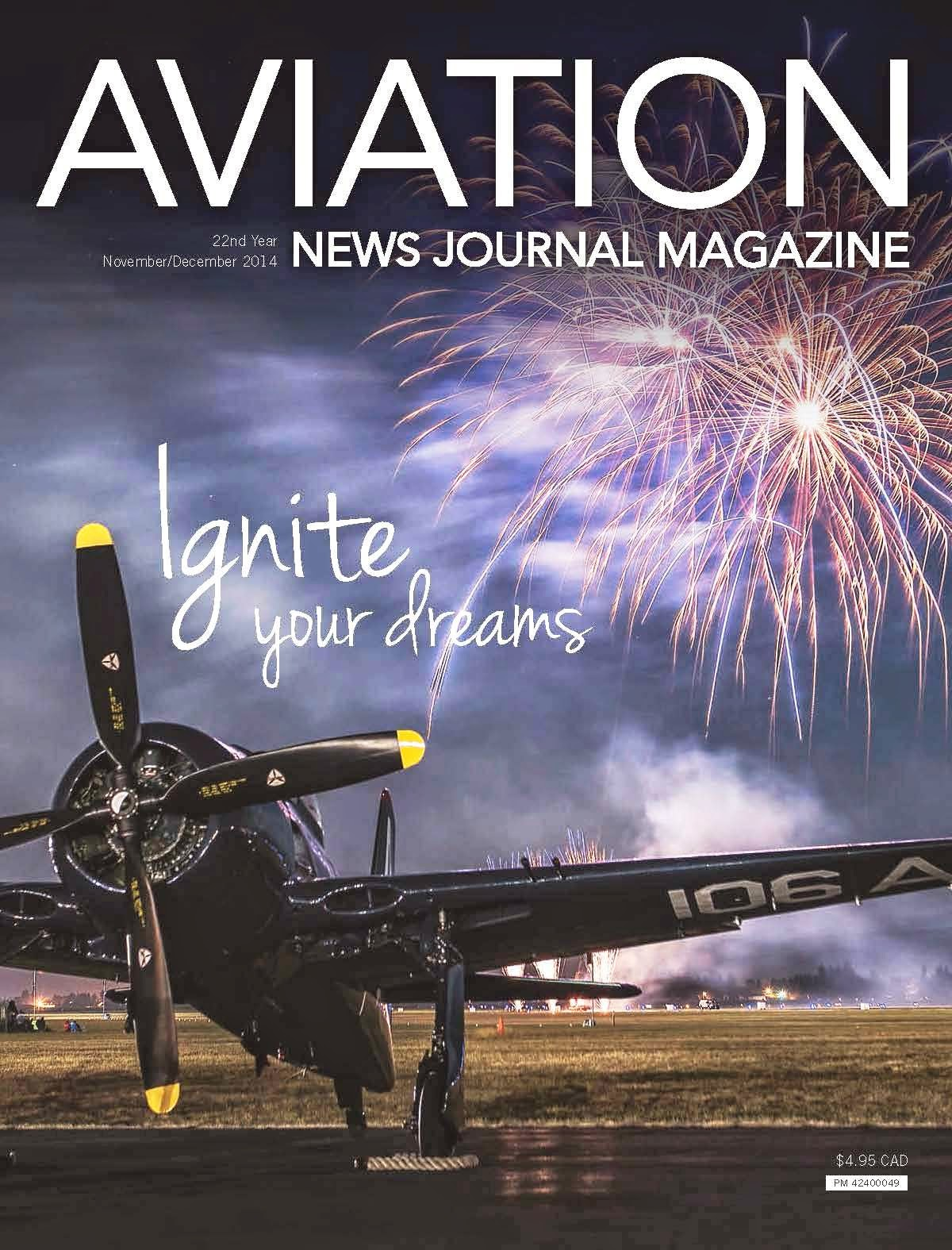 Aviation News Journal Nov./Dec. Issue Available!