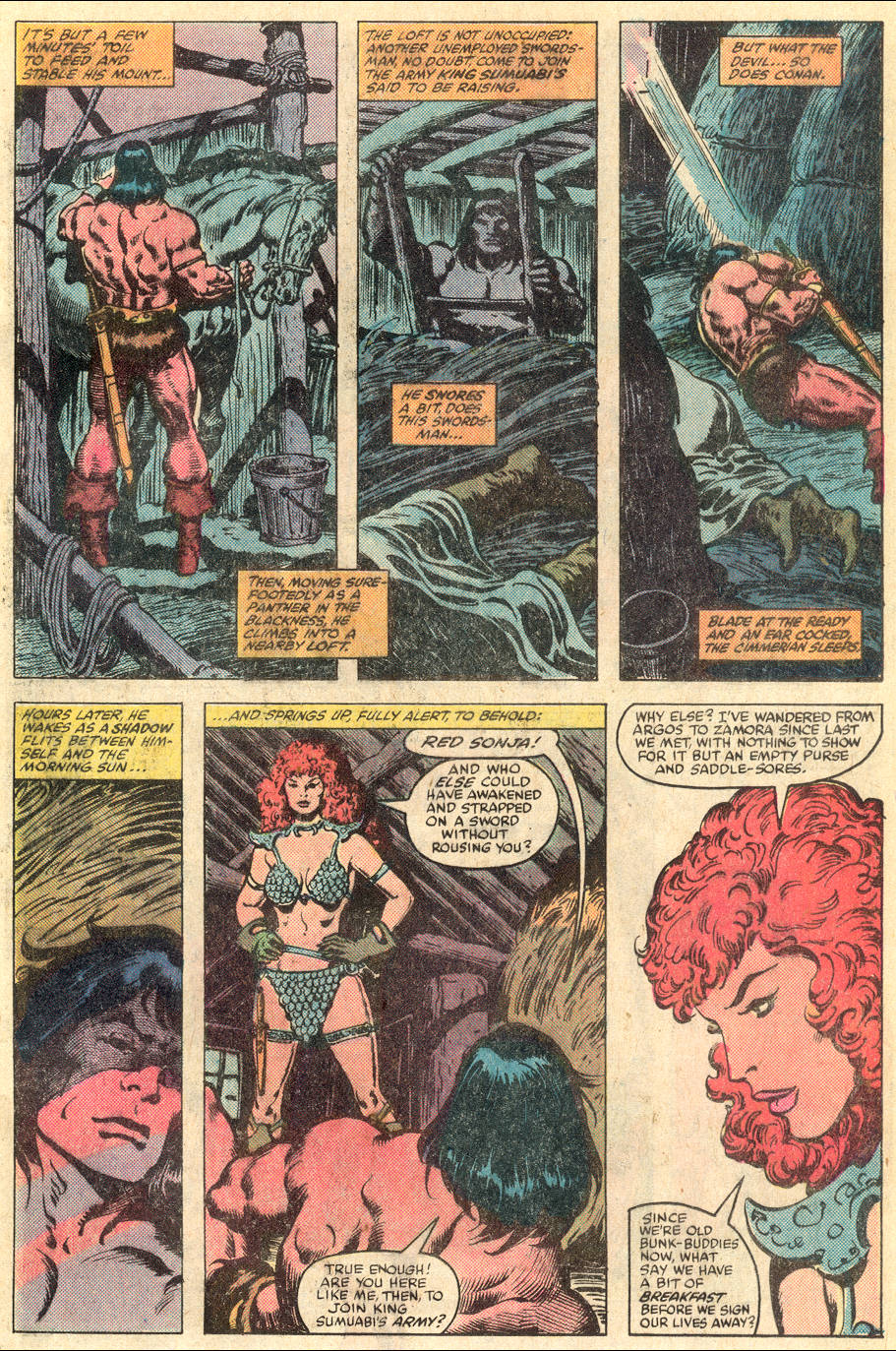 Conan the Barbarian (1970) Issue #115 #127 - English 6