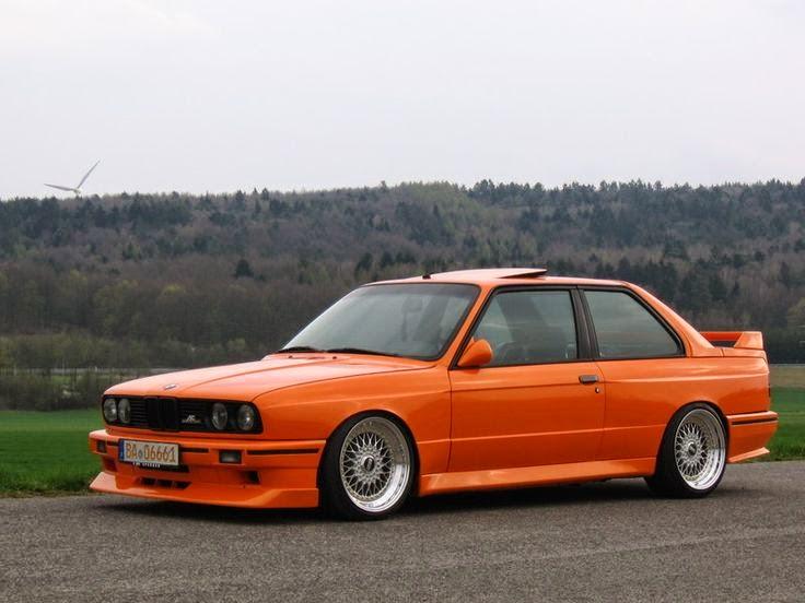 modifikasi mobil BMW 318i M40