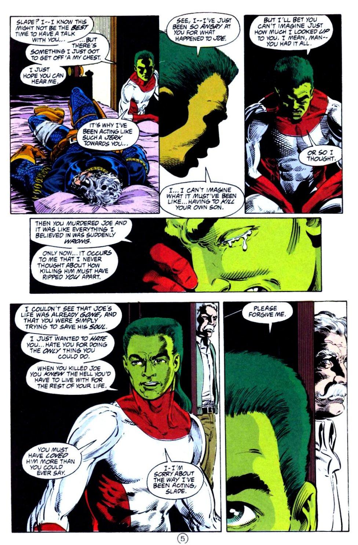Deathstroke (1991) Issue #15 #20 - English 6