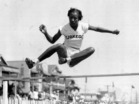 Alice Coachman, primera mujer afroamericana en ganar una medalla de oro olímpica: