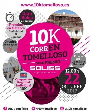 10 K DE TOMELLOSO