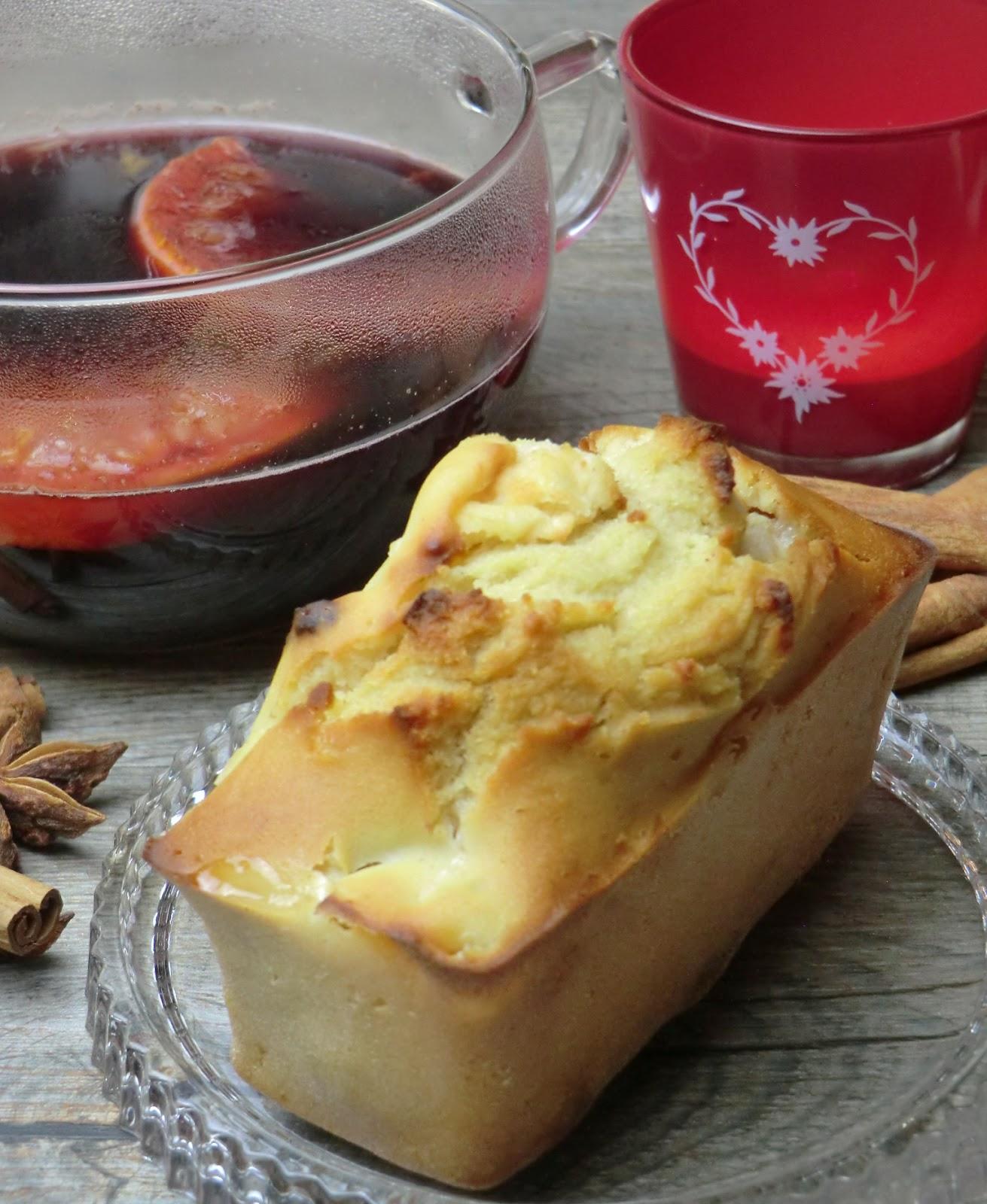 Cake Pomme Cannelle Raisin