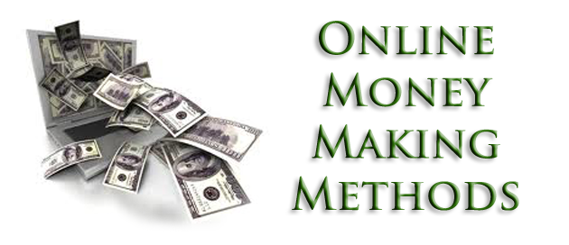 Different ways of Making Money Online