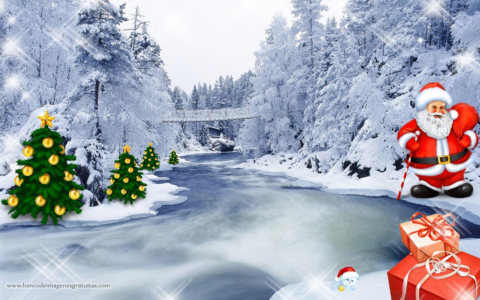 Fondos de pantalla fondo para navidad hd widescreen gratis for Wallpaper en movimiento