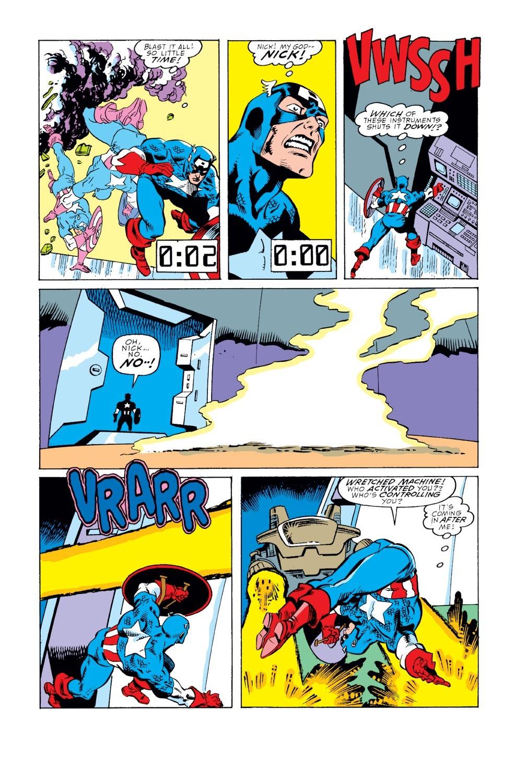 Captain America (1968) Issue #351 #283 - English 18