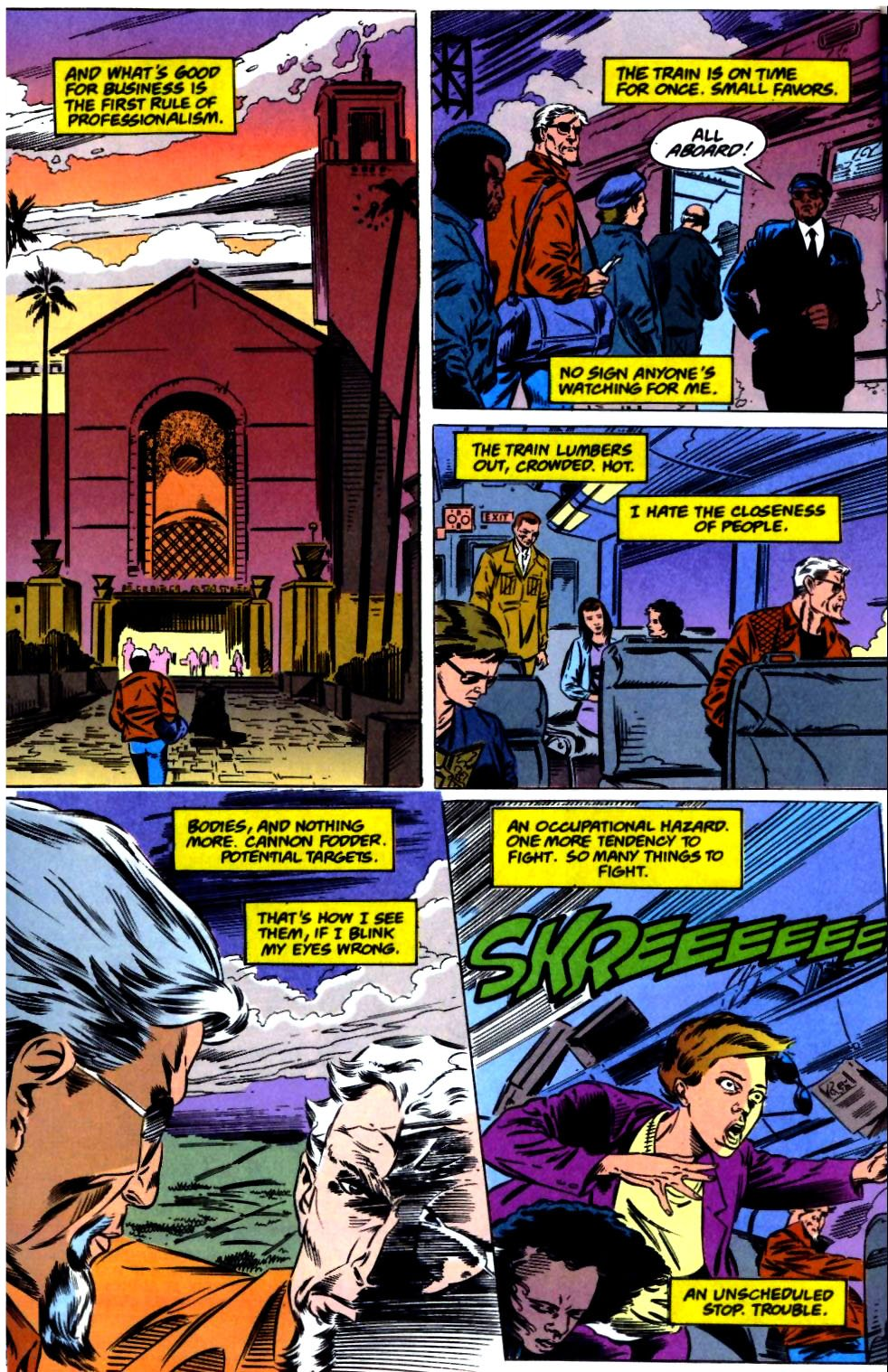 Deathstroke (1991) Issue #23 #28 - English 13
