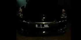 Plat Nomor Mobil Ngeres