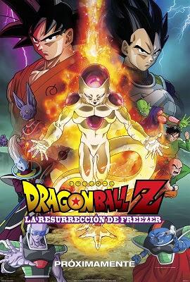 Dragon Ball Z La Resurrección de Freezer en Español Latino