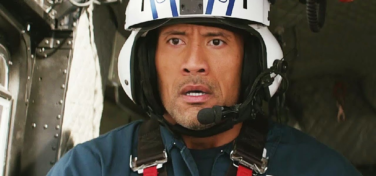 Dwayne Johnson enfrenta a mãe natureza no devastador trailer de Terremoto: A Falha de San Andreas
