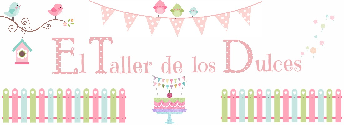 EL TALLER DE LOS DULCES