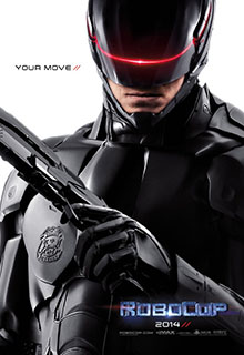 RoboCop Movie Poster 2014