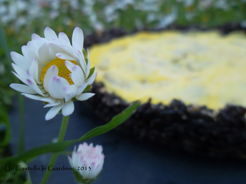 Torta in crosta di riso di alexa for Giardino wow ferrara