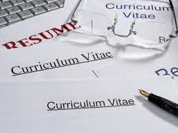 Contoh CV Dalam Bahasa Inggris Yang Menarik Terbaru 2014