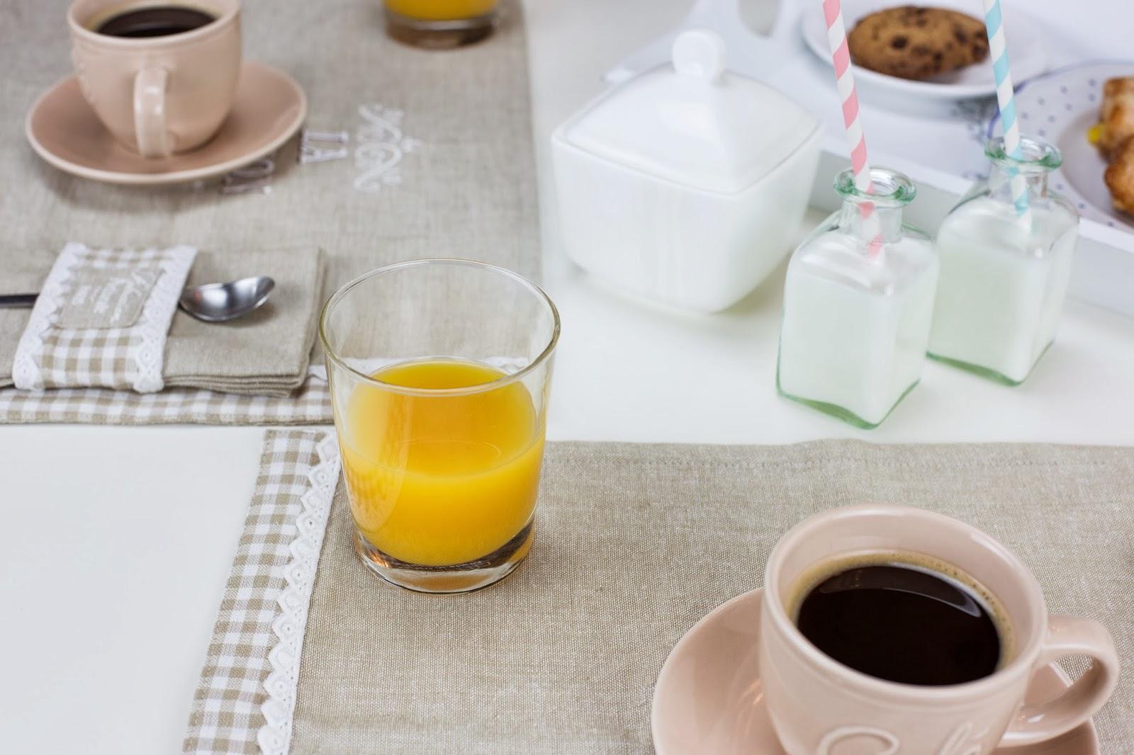 Elena tee breakfast table setting colazione per due for Zuccheriera ikea