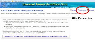Tempat UKG online 2013