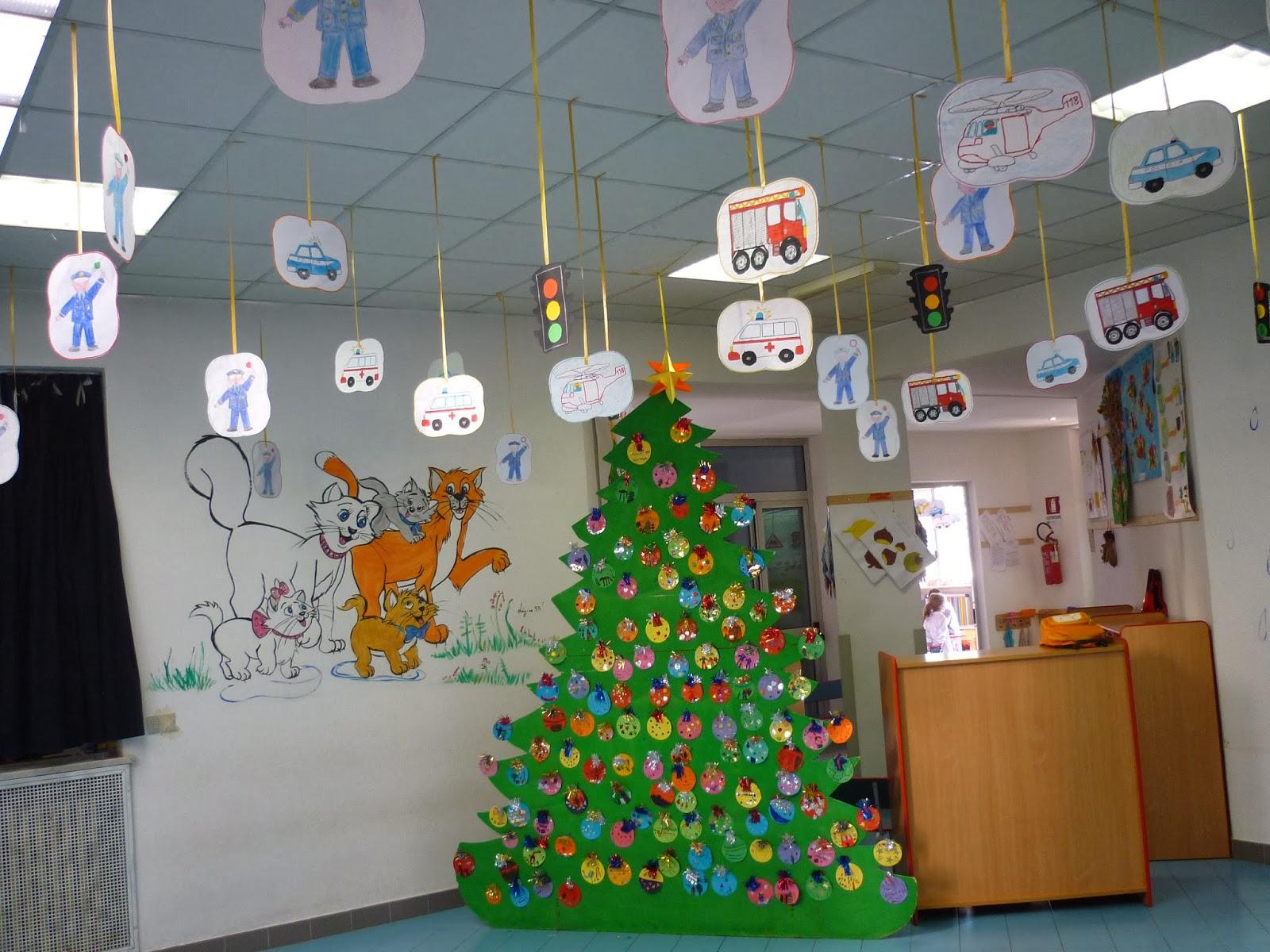 Addobbi natalizi per finestre scuola dell infanzia for Addobbi scuola infanzia